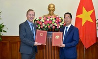 UK-Vietnam Free Trade Agreement officially takes effect from May