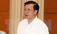 Finance Minister Dinh Tien Dung named Secretary of Hanoi Party Committee