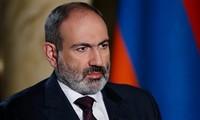 Armenian Prime Minister resigns