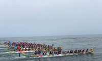 Tu Linh boat racing festival recognized as national heritage