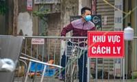 Vietnam reports additional 30 COVID-19 cases in quarantine facilities