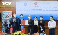 Vietnam, Norway sign letter of intent on marine aquaculture cooperation
