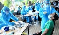 Vietnam records 87 more COVID-19 cases, Hanoi suspends religious activities