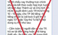 HCM City rejects lockdown rumors as COVID-19 cases surge