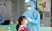 Vietnam's COVID-19 tally tops 30,000 early Monday