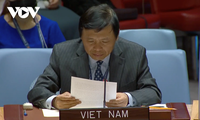 Vietnam calls for safety of humanitarian workers in armed conflict