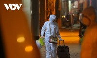 Vietnam reports 2,015 cases of COVID-19 Monday morning