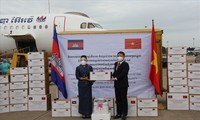 Cambodia's help during pandemic proves friendship, solidarity