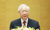 Party General Secretary Nguyen Phu Trong's speech on 5-year implementation of  Directive No.5