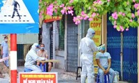 COVID-19: Vietnam's total caseload passes 100,000 mark, people in HCM City must stay home at night