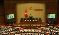First session of 15th National Assembly concludes