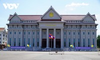 Vietnamese-funded National Assembly building handed over to Laos