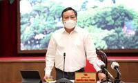 Hanoi extends social distancing until September 6