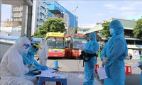 COVID-19: 10,657 more cases reported in Vietnam