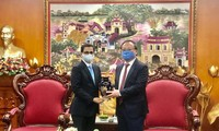 VOV, Indian Embassy boost information exchange