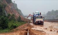Floods wreak havoc in central region