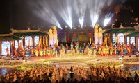 2016年顺化艺术节开幕式:多彩的艺术盛宴