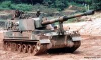 韩国在与朝鲜海上分界线附近进行炮兵演习