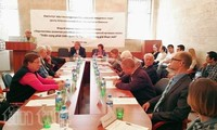 俄越关系发展前景研讨会在莫斯科举行
