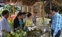 岘港市和荣县提前完成新农村建设目标