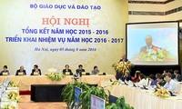 阮春福总理:可持续建设国家要以教育为先