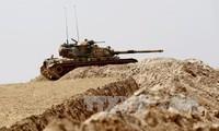 土耳其将继续在叙利亚境内开展军事行动