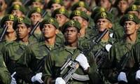 古巴举行全国规模军演