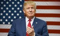 世界各国领导人纷纷向美国新当选总统特朗普表示祝贺