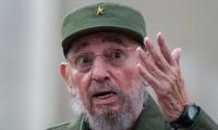 古巴革命传奇人物菲德尔·卡斯特罗逝世