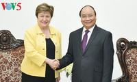 世界银行将继续与越南合作并协助越南发展