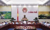 阮春福:要有效实施各项措施  实现2017年经济增长6.7%的目标