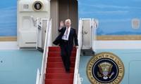 特朗普访问亚洲:多重目的的行程