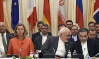 欧盟、俄罗斯、中国和伊朗一致同意遵守2015年达成的伊核协议
