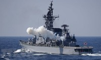 澳大利亚开始举行规模空前的海军联合军演