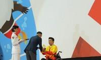 越南荣获2018雅加达亚残运会金牌