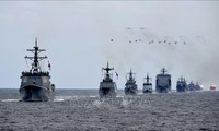 2018韩国海军国际阅舰式开幕