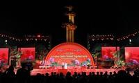 越南政府总理阮春福出席桩盆大捷50周年纪念仪式
