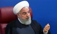 伊朗总统鲁哈尼:美国重启对伊朗制裁将遭到失败