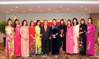旅韩越南人是越韩两国紧密合作和长期发展的桥梁