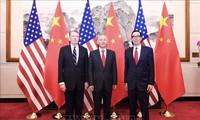 美中新一轮贸易谈判在北京举行