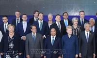 180名代表出席关于推动包容性发展的亚欧首脑会议