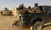 以美国为首的驻伊拉克和叙利亚联军正处于随时战斗状态