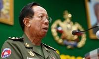 柬埔寨政府官员对新加坡总理李显龙的言论作出反应