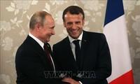 俄罗斯总统将在七国集团峰会前夕对法国进行访问