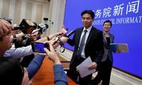 中国强调将紧密跟踪香港特别行政区情况演变