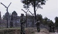 印度与巴基斯坦边境一带发生交火