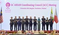 在新背景下巩固东盟的团结统一具有战略性意义