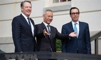 美中贸易谈判取得进展