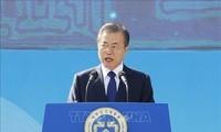 韩国强调中国在朝鲜半岛和平进程中所发挥的作用