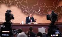 俄罗斯总统普京对修宪持开放态度